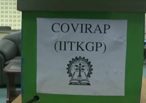 COVIRAP, IIT Kharagpur's diagnostic machine gets ICMR certification