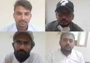 Hathras Case – 4 persons, including journalist from Kerala, with PFI links arrested for hatching plot to incite caste-riots