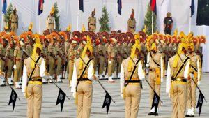 61 वर्ष पूर्व सीमा पर बलिदान हुए रणबांकुरों को समर्पित पुलिस स्मृति दिवस