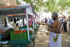 Atmanirbharta – Sewa Bharathi helping poor families in self employment