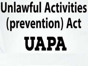 Unlawful Activities (Prevention) Act – Brother-in-law of Hafiz Saeed among 17 others declared as terrorists