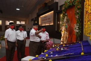 Full Speech – RSS Sarsanghchalak Dr. Shri Mohan ji Bhagwat on the occasion of Sri Vijayadashami Utsav 2020