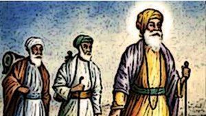 गुरु नानक जी की आध्यात्मिक यात्राएं