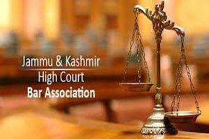 कश्मीर को विवादित क्षेत्र बताने पर बार एसोसिएशन को नोटिस, चुनावों पर रोक