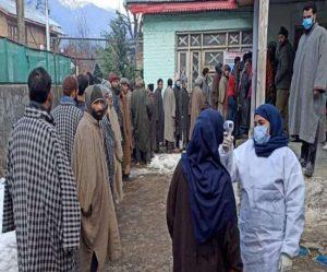 जम्मू कश्मीर में जिला परिषद चुनाव में जनता ने दिखाया उत्साह, रचा इतिहास
