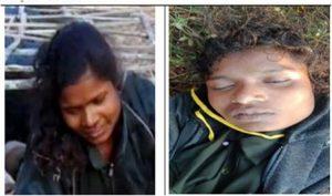 बालाघाट – पुलिस ने आठ लाख की इनामी महिला नक्सली को मार गिराया