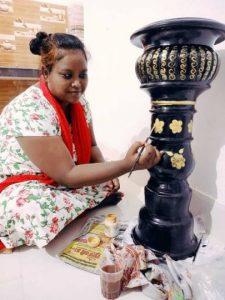 लोकल के लिए वोकल – जमशेदपुर की महिलाओं ने अपनायी स्वावलंबन की राह