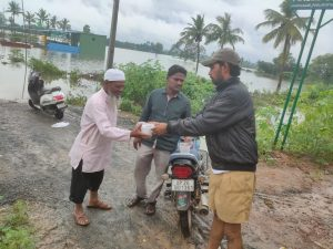#NivarCyclone – RSS relief activities Continues……