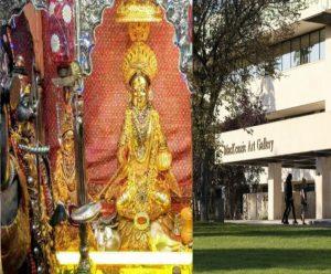 100 वर्ष पूर्व काशी से चोरी मां अन्नपूर्णा की मूर्ति कनाडा ने भारत को सौंपी