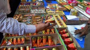 Deepawali – Swadeshi Jagran Manch urged state governments to avoid complete ban on firecrackers