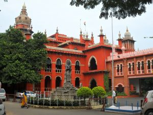 Madras High Court – Govt. cannot use temple lands for any purpose other than for holding religious functions