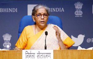 आत्मनिर्भर भारत अभियान – केंद्र सरकार ने तीसरे चरण में 2,65,080 करोड़ रुपये का पैकेज घोषित किया