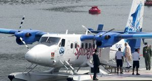 SeaPlane Project – 3000 bookings received for seaplane service in Gujarat