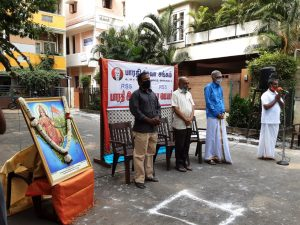 Corona Warriors – Conservative workers of Chetpet Area Honoured