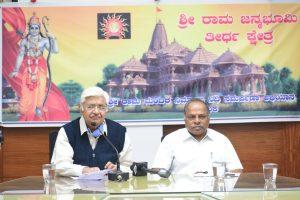 Nidhi Samarpan Abhiyan – VHP extends cooperation with Shri Ram Janmabhoomi Teerth Kshetra