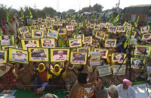 किसान आंदोलन की आड़ में अराजक तत्वों की रिहाई की मांग करने वाले कौन..?