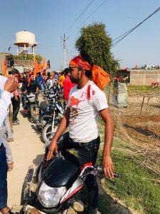 मालवा – एक सप्ताह में रामभक्तों की रैली पर पथराव व हमले की चौथी घटना