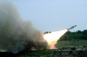 Air Force tests Akash and Igla missiles