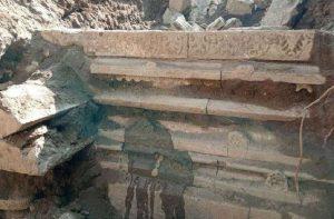 उज्जैन – महाकाल मंदिर परिसर की खुदाई में मिले एक हजार साल पुराने मंदिर के अवशेष