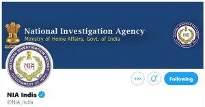 NIA Conducts Searches at 11 locations in Kerala, Karnataka and Delhi in Kerala ISIS Module Case