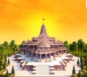 परिजनों ने पूरी की आशा कंवर की इच्छा, श्रीराम मंदिर के लिए समर्पित किये समस्त गहने