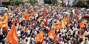 GHMC election – Saffron Sweeps Shahar