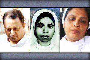 सिस्टर अभया हत्या मामला – 28 साल बाद निर्णय, पादरी थॉमस कोट्टूर, नन सेफी को उम्रकैद की सजा