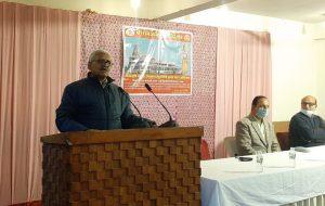 देश, धर्म और समाज के लिए त्याग करने वाले मनीषियों का सम्मान होता है – हनुमान सिंह