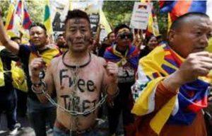 चीन – तिब्बतियों के नरकीय जीवन की जिम्मेदार कम्युनिस्ट सरकार