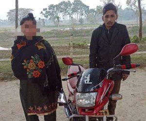 अवैध रूप से अंतरराष्ट्रीय सीमा पार करने का प्रयास करते बांग्लादेशी महिला व दलाल पकड़े