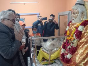 पूरी दुनिया में भारत की नई पहचान बनेगा श्रीराम जन्मभूमि मंदिर – भय्याजी जोशी