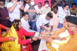 भगवान श्रीराम ने जिनकी सेवा की, आज उनके बीच पहुंचकर मुझे अपार हर्ष है – साध्वी ऋतम्भरा