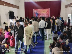इंदौर में जबरन धर्मांतरण के मामले में 9 लोग गिरफ्तार