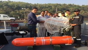Atmanirbhar Bharat – DRDO & Indian Navy successfully test indigenously designed and developed Air Dropped Container