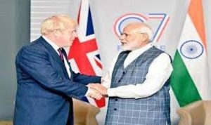 UK calls India 'pharmacy of the world', invites PM to attend G7 summit
