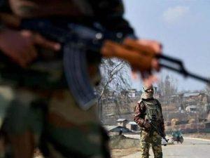 Jammu Kashmir – 63.93 % decrease in terrorist incidents in 2020