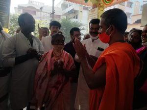 Nidhi Samarpan Abhiyan – A Poor woman donated 1 lakh rupees for Ram Mandir