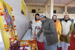प्रत्येक जाति, वर्ग और प्रांत के लोगों के सहयोग से राम मंदिर बनेगा राष्ट्र मंदिर