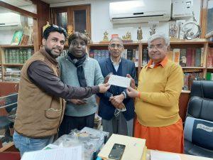 श्रीराम मंदिर निर्माण में सहयोग के लिए ईसाई समाज भी आगे आया