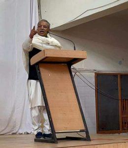 भगवान श्री राम के मंदिर निर्माण से होगी राम राज्य की स्थापना – डॉ. सुरेंद्र जैन