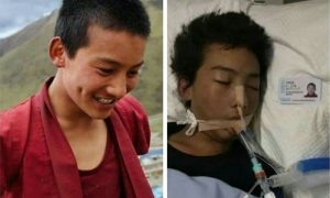China's atrocities – 19 year old Tibetan Monk dies from injuries inflicted by Chinese police during 14 month detention