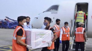 Corona Vaccine – India dispatches the first batch of Covid-19 vaccine to Bhutan