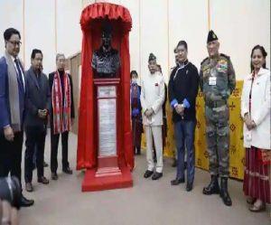 तवांग को भारत का हिस्सा बनाने वाले गुमनाम हीरो मेजर रालेंगनाओ बॉब खातिंग