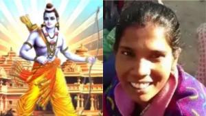 झारखंड – लेप्रोसी कॉलोनी में भिक्षुओं ने भी श्रीराम मंदिर के लिए निधि समर्पित की