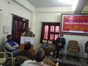 छद्म प्रचार का तर्कसंगत जवाब देने का प्रयास है विश्व संवाद केन्द्र- मनोज कुमार जी