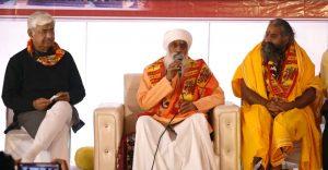 समाज का प्रत्येक व्यक्ति राम मंदिर में अंशदान कर राष्ट्रीय प्रवाह का अंग बनेगा – महामंडलेश्वर कृष्णशाह विद्यार्थी महाराज
