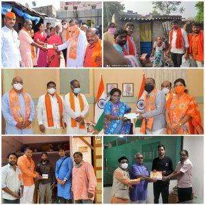 Generosity of Hindus witnessed during Ram Mandir Nidhi Samarpan Abhiyan
