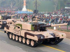 Arjun Battle Tank –A symbol of Atmanirbhar Bharat