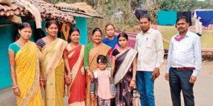 Padmashri Chhutni Mahato rescued 125 women from Witch Hunt