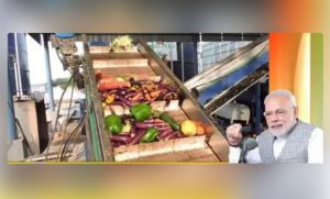 Hyderabad – A local market creates wealth from waste